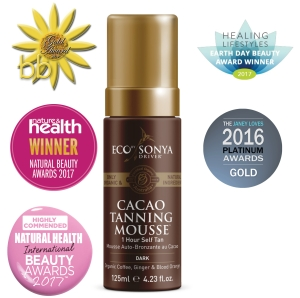 Cacao Tanning Mousse Awards