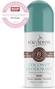 Coconut Deodorant Awards