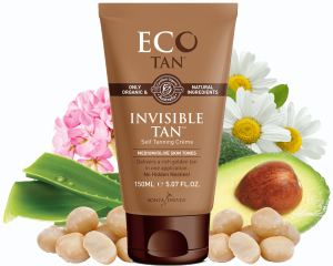 Invisible Tan Ingredients